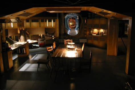 Futuristic Kitchen Designs firefly class