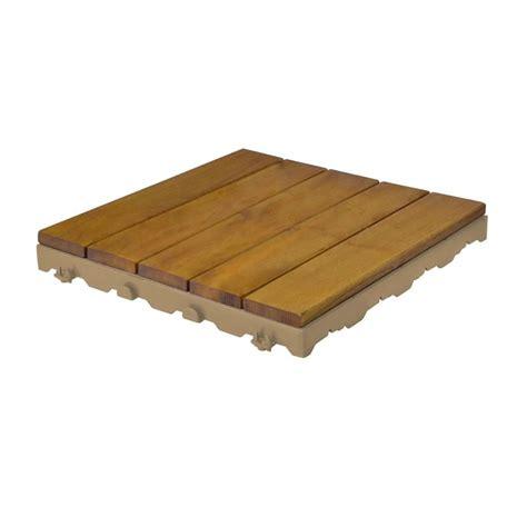 piastrelle 40x40 mattonelle in legno per pavimenti esterni woodplate