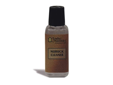 nubuck leather cleaner leather master nubuck cleaner all leather cleaning and
