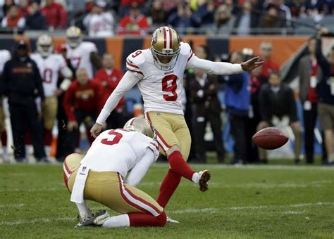 kickers boot 200k 49ers winning boot sweet for longtime bears kicker