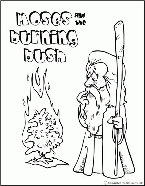 burning house coloring page moses and the burning bush coloring pages coloring home