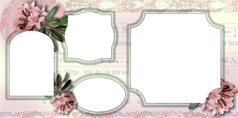 imagenes png para photoshop marcos gratis para fotos marcos florales png para