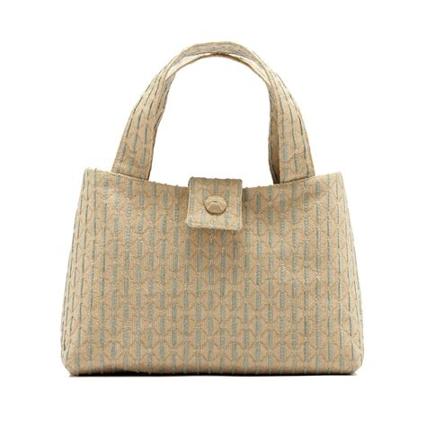 Handmade Canvas Bags - kate handmade tote bag at zia moda