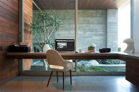 bureau de maison design interieur maison contemporaine photos digpres