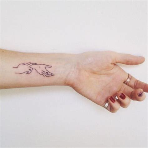 tattoo hand line arms tattoologist bloglovin