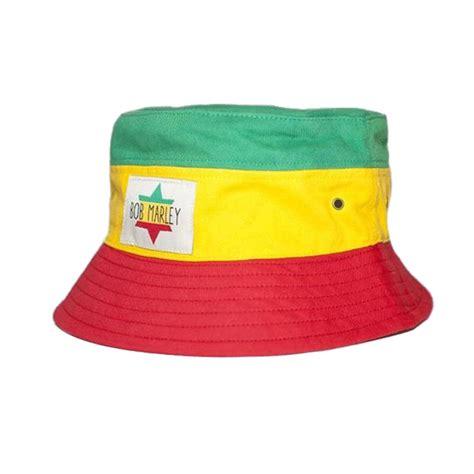 Rasta Home Decor bob marley rasta bucket hat
