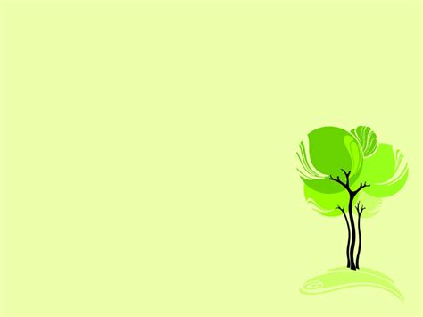 design powerpoint wisuda green design tree ppt backgrounds nature templates ppt