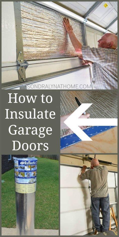 cost to build insulated 2 door garage best 25 garage door insulation ideas on diy