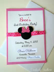 minnie mouse birthday and paper mache