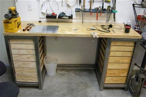jewelry bench plans build your own jeweler s bench all things metal clay