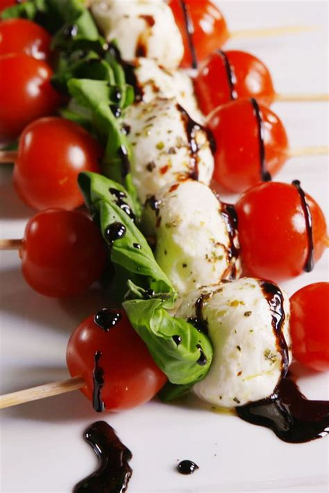 25 best ideas about light appetizers on pinterest