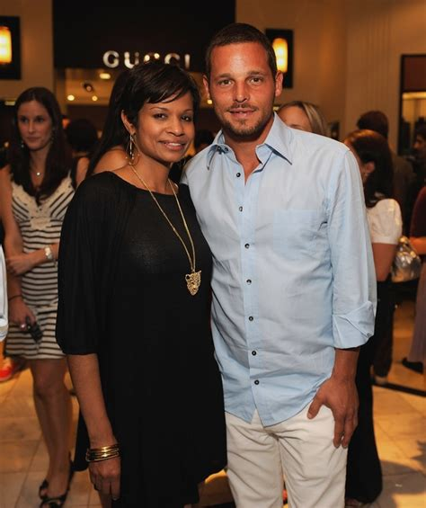 Keisha Chambers Also Search For Justin Chambers And His Keisha Cutest Couples