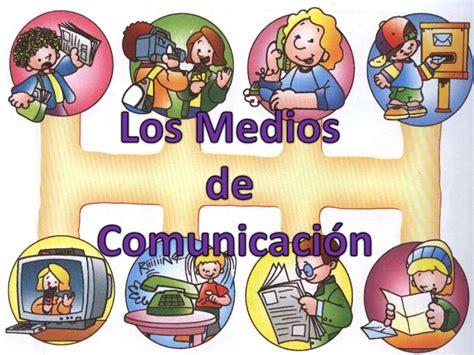 imagenes infantiles medios de comunicacion los medios de comunicaci 243 n