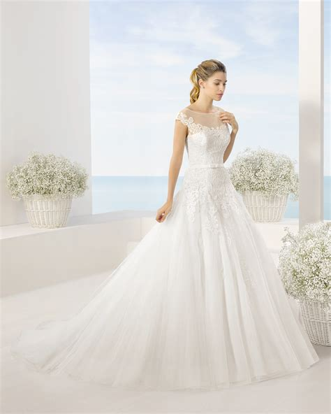 fotos de vestidos de novia ones vestido de novia de luna novias 2016 titan lunanovias