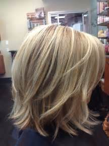 layered hairstyles 15 exciting medium length layered haircuts popular haircuts