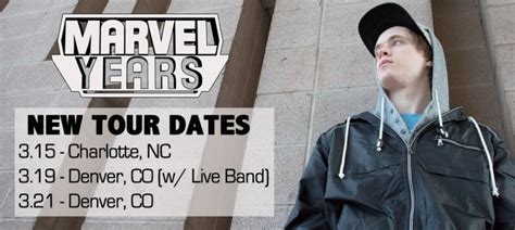 new year dates future new tour dates announced marvel years electro funk