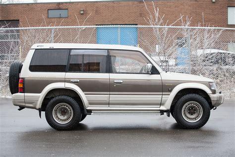 mitsubishi pajero 1992 1992 mitsubishi pajero right drive