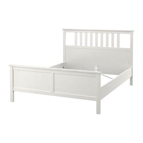 Hemnes Bed Frame White Stain L 246 Nset Warm I Want And King Hemnes White Bed Frame