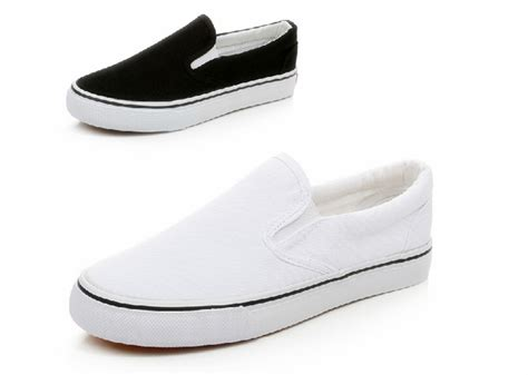 comfortable canvas shoes hot men sneakers canvas shoes slip on fashion comfortable