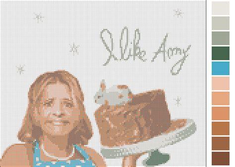 cross stitch pattern using photoshop making a cross stitch or needlepoint pattern in photoshop