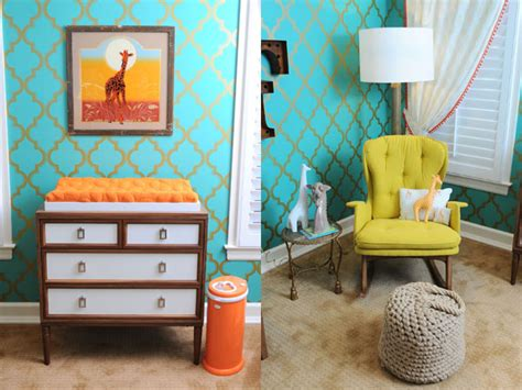 tori spelling bedroom tori spelling reveals finn s vintage giraffe themed nursery