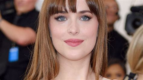 how to get hair like dakota johnson dakota johnson dyes her hair blonde instyle com