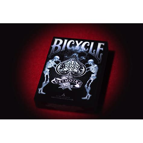 Bicycle Grimoire Cards grimoire bicycle deck by us card up magicshop