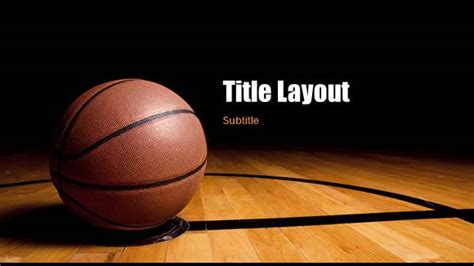basketball backgrounds for powerpoint www pixshark com