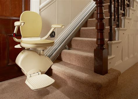 ideal refurbished stair lift in small space founder