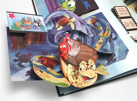 disney pixar a pop up celebration books pixar a pop up celebration matthew reinhart