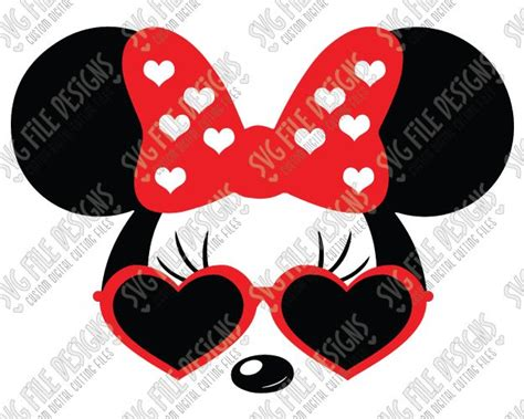 Vg Set Minnie Yukenzi 80 best images about mickey and minnie disney svg cutting files clipart on disney