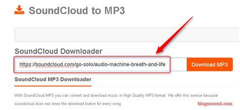 download mp3 di soundcloud cara download lagu di soundcloud dengan mudah blog second