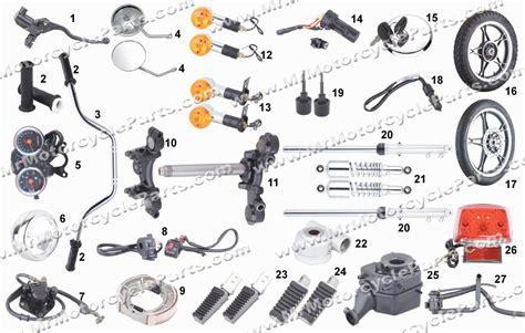 Suzuki 125 Parts Image Gallery Suzuki 125 Parts