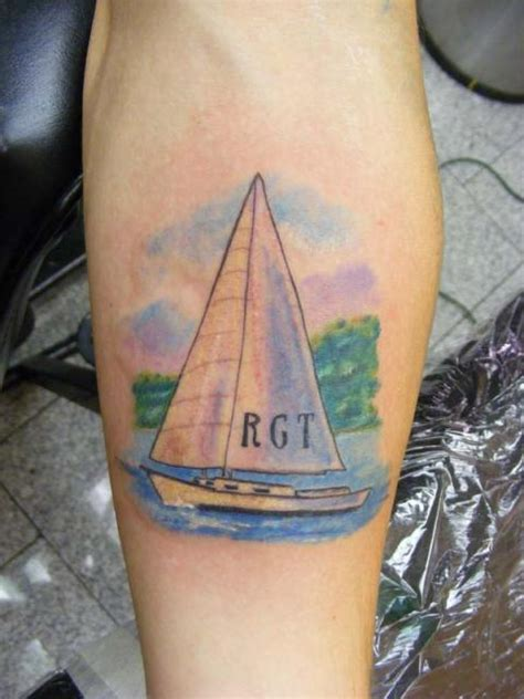 sail boat tattoo sailboat tattoos designs ideas and meaning tattoos for you