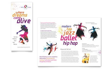 Design Studio Brochure by Studio Brochure Template Design