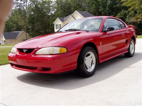 1996 mustang coupe 1996 ford mustang other pictures cargurus