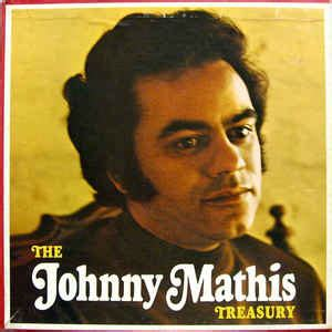 johnny mathis fly me to the moon johnny mathis the johnny mathis treasury box set lp