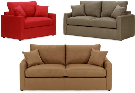 Modern Apartment Sofa Sleeper Sofa Size Ermerson Apartment Size Sleeper Sofa Furniture Thesofa