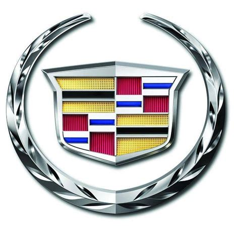 Logo Cadillac by Cadillac S Wreath And Crest The American Luxury Mar