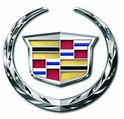 Cadillacs Wreath And Crest  The American Luxury Mar