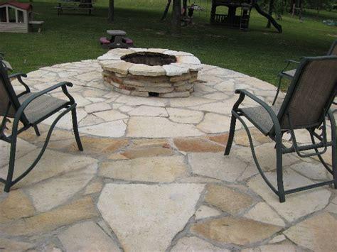 Backyard Ideas Patio Stone Patio And Path Ideas From Gottschalk Quarry