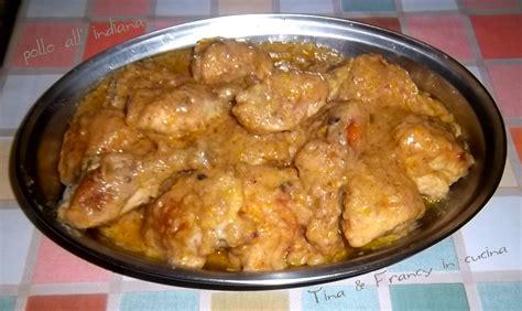 pollo cucina pollo al curry ricetta della cucina indiana