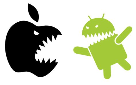 android or apple the clash of android vs ios