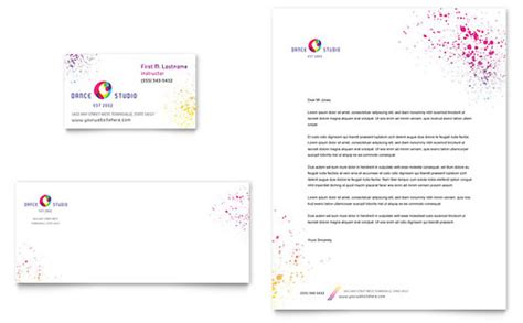 photography letterhead templates letterheads arts templates designs