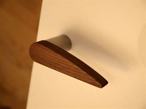 Wooden Door Handles And by Igor Leksic Wooden Door Handle Designboom