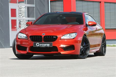 G Power Auto Kaufen by Bmw M6 Coupe Massaged By G Power To Deliver Up To 740ps