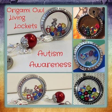 Origami Owl Autism Locket - origami owl s living lockets bright start sc