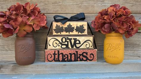 home decor turkey fall decor thanksgiving home decor rustic home decor give