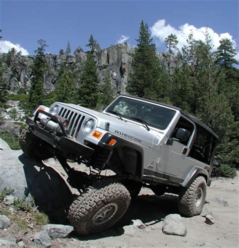 Nth Degree Jeep American Expedition Vehicles Announces Tj Nth Degree