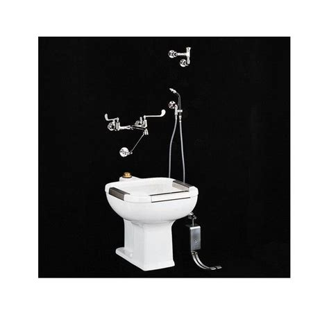 What Is A Service Sink by Kohler K 6676 0 White Tyrrell Service Sink Faucetdirect
